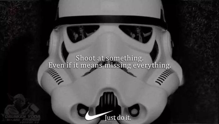 Image result for Nike meme storm trooper
